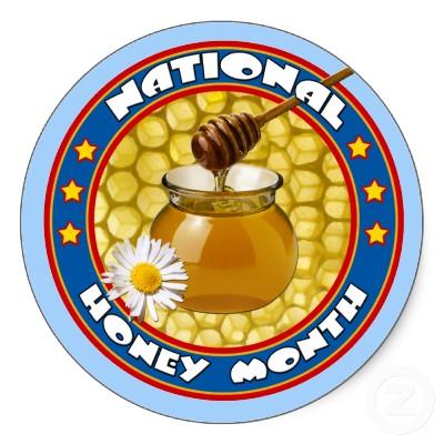 National Honey Month